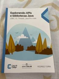 Título do anúncio: Explorando APIs e bibliotecas Java