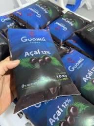 Título do anúncio: Polpa de Açaí Direto do Coração da Amazonia