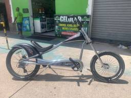Título do anúncio: Bicicleta Giant stiletto chopper (raridade)