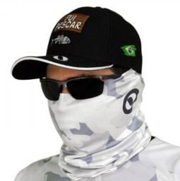 Máscara de Proteção Solar Camuflada UV Protection
