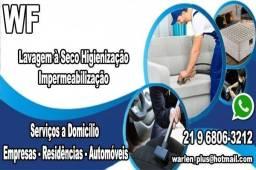 Título do anúncio: Lavagem a seco Higienização sofá