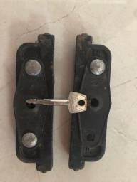 Tetra chave porta de ferro