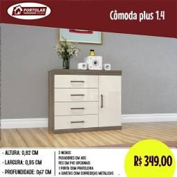 Cômoda plus Entrega em 3 dias