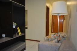 Kitnet mobiliada com divisória para 1 dormitório para locação próx. Unifra