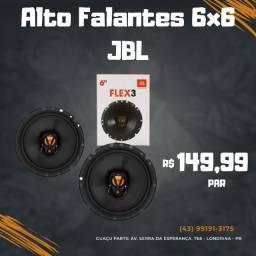 Alto Falantes 6x6 Jbl PAR 100w