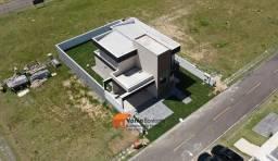 Título do anúncio: VÍDEO DRONE EM ANEXO - Sobrado com 4 suítes em condomínio fechado no Red Park . Escritura