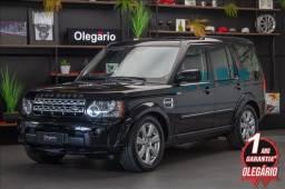 Título do anúncio: Land Rover Discovery 4 3.0 se 4x4 v6 24v Bi-turbo