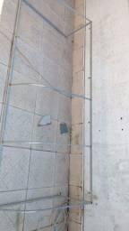 Estrutura para toldo  2,40 x90