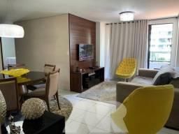 Título do anúncio: Apartamento para venda com 95 metros quadrados com 3 quartos em Ponta Verde - Maceió - AL