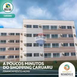 Título do anúncio: Apartamento com 2 dormitórios à venda, 46 m² por R$ 128.000,00 - Indianópolis - Caruaru/PE