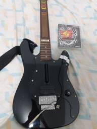 Guitarra GuitarHero Importada para Ps3 - Aceito cartão