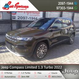 Título do anúncio: Jeep Compass 1.3 T270 Turbo Limited