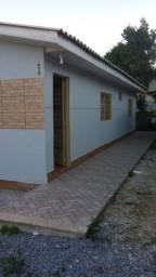 Terreno com duas casa aceito troca