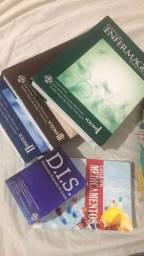 Livros para enfermagem