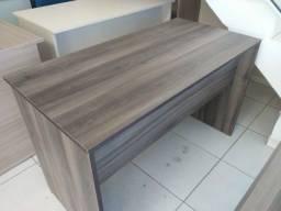 Mesa para escritório , em MDF 18 mm Cor Merlo