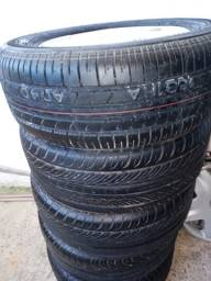 5 pneu 195/55 r15