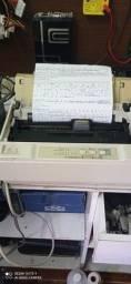 Epson LX300. Desapêgo, funcionando com + um cartucho,