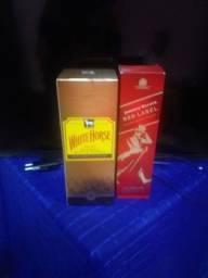 Winsk cavalo branco e um red