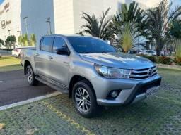 Título do anúncio: Toyota Hilux SR Flex