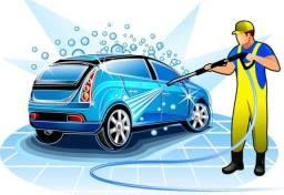 Título do anúncio: Contrato lavador de carro