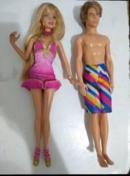Boneco Ken e Barbie originais em perfeito estado !!