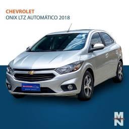Título do anúncio: ONIX LTZ AUTOMÁTICO 2018