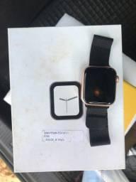 Vendo relógio Iwo estado do novo usado poucas vezes