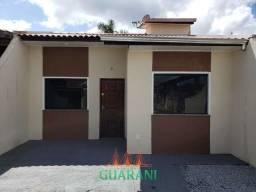 Casa com 2 quartos e Paranaguá
