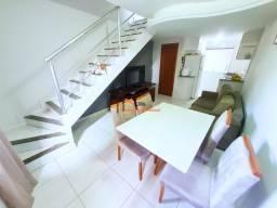 Título do anúncio: Casa Geminada Duplex com Armários Planejados - BH - Piratininga - 2 Quartos - 1 vaga
