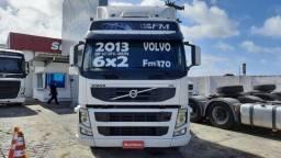 Título do anúncio: Volvo FM 370 cavalo trucado 6x2 completo revisado com garantia