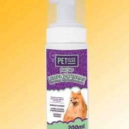 Limpa patinhas para cães e gatos. Petisse 200 ml<br><br>