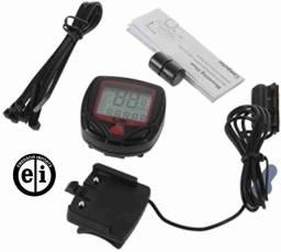 Título do anúncio: Velocímetro Cronômetro Digital Para Bicicleta