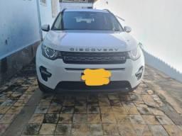 Título do anúncio: Land Rover Discovery sport 2.0 SI4 SE