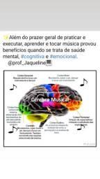 Venham fazer aulas de música?
