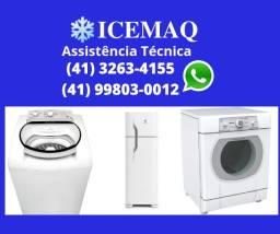 Título do anúncio: Maquina de Lavar Roupa Brastemp/ Consul *