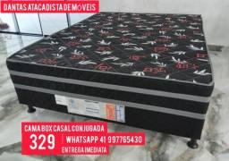 Cama Box casal NOVA NA EMBALAGEM