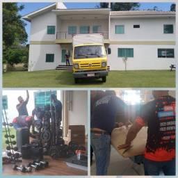 Título do anúncio: fretes bau toda Manaus com eficiência