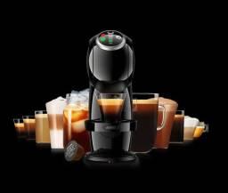 Máquina Café Nescafé Gênio S Plus Preta NOVA NA CAIXA