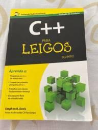 Título do anúncio: C++ para Leigos