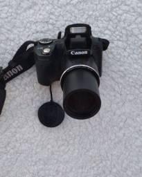 Câmera e filmadora  cânon sx510 hs