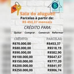 SONHO DE REALIZAR A CASA PRÓPRIA