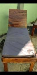 4 cadeiras espreguiçadeiras 800 reais