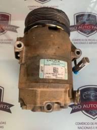 Título do anúncio: Compressor De Ar Cond. Fiat Stilo 2010 Dualogic