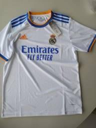 Camisa REAL MADRID 2021/2022