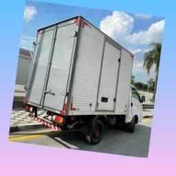 Frete Mudança Caminhão Bau HR,Goias, interiores e cidades.