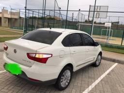 Grand siena 2016 Aut bco coiro tr em SUV