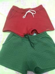 Shorts usados