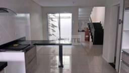 Sobrado com 4 dormitórios para alugar, 301 m² por R$ 6.500,00/mês - Vila Alpina - Santo An