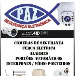 Título do anúncio: Segurança Eletrônica