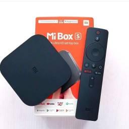 Título do anúncio: Xiaomi Mi Box S
